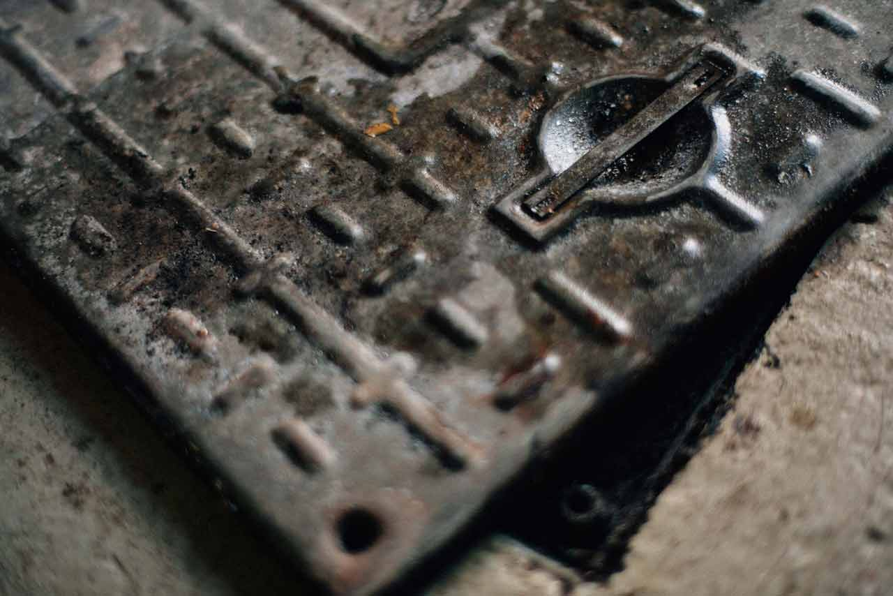 drain cover for rightio drain services in Nottingham