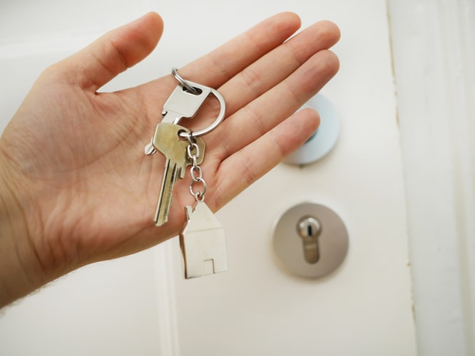 new home keys in South East London